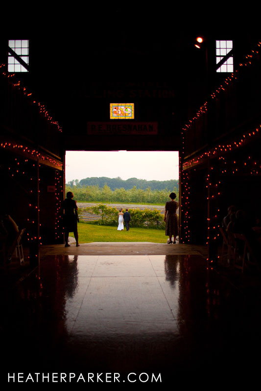 best wedding photo of boston area barn wedding venue