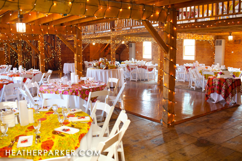 photos of brooksby farm smith barn weddings