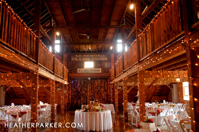 smith barn brooksby farm boston wedding venue
