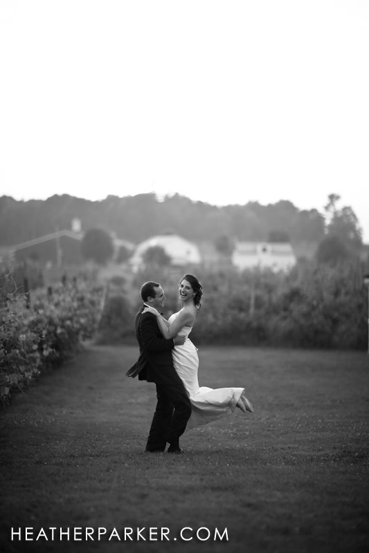 black and white artistic wedding photography
