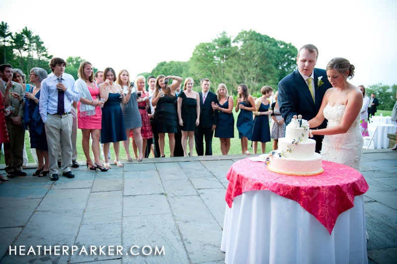 swartz catering boston wedding cake