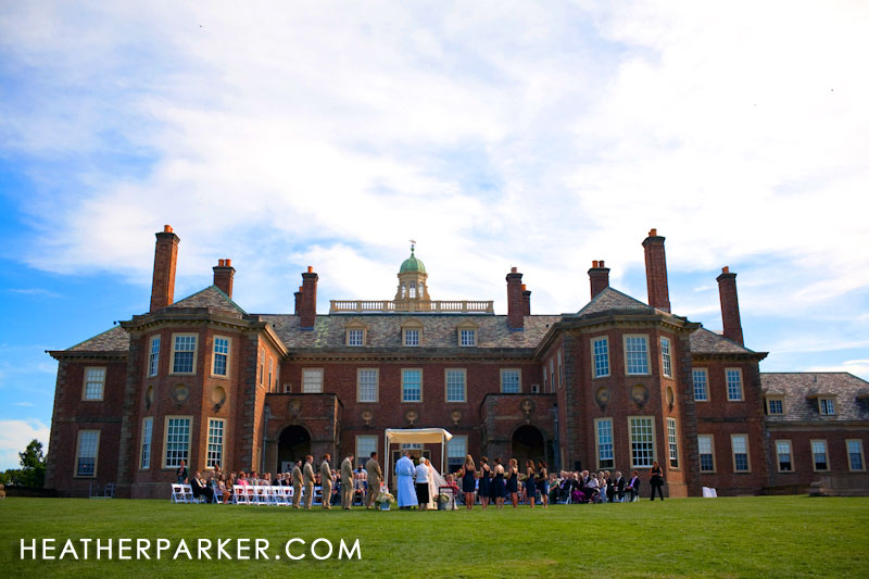 crante estate at castle hill wedding venue, a mansion near boston