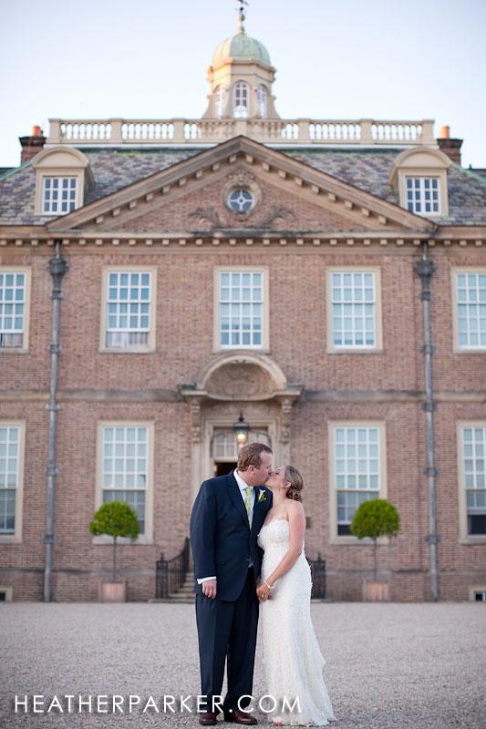 the crane estate historic mansion in ipswich on the north shore of boston