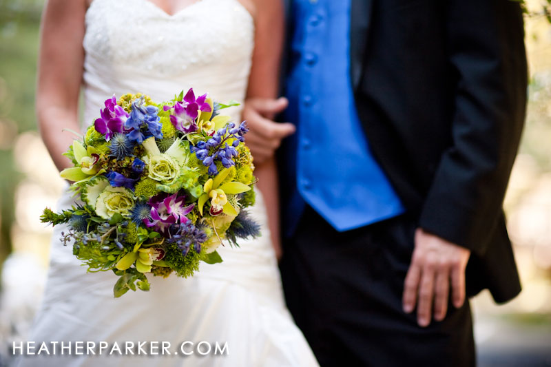 Chicago wedding florist bouquet flowers photo