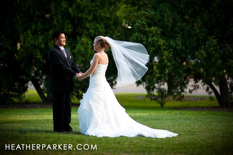 wedding of kenneth wong and hannah meyer