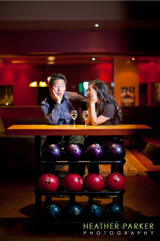 photos of jo and rich at bowling