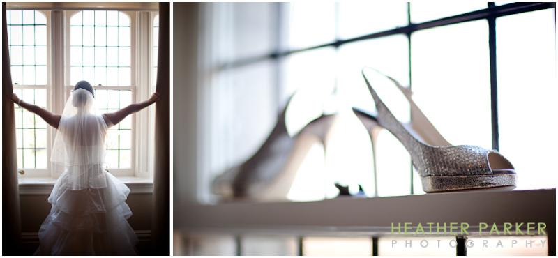 University Club of Chicago wedding photographer Heather Parker