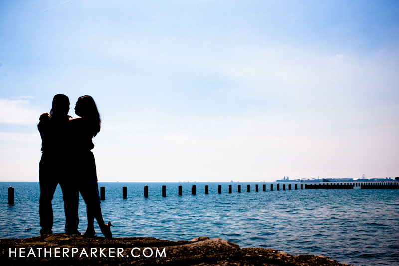 creative engagement photographer for indian couple before the indian wedding