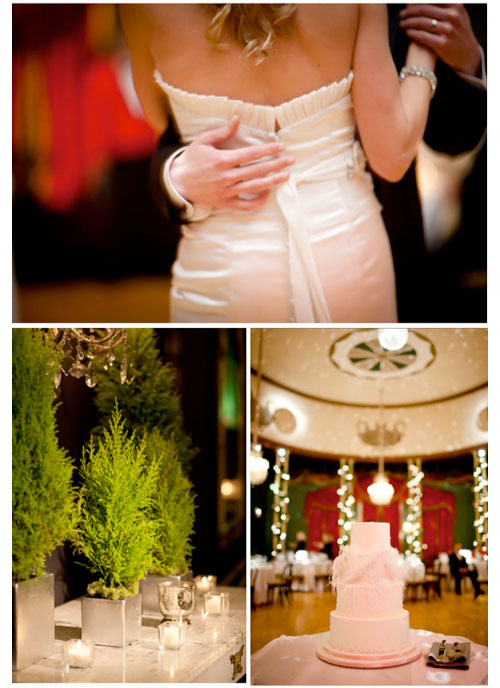 casino club chicago real wedding photography