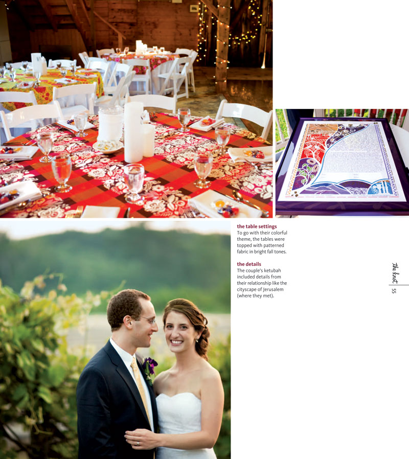 Boston Wedding Photographer Smith Barn Featured In The
