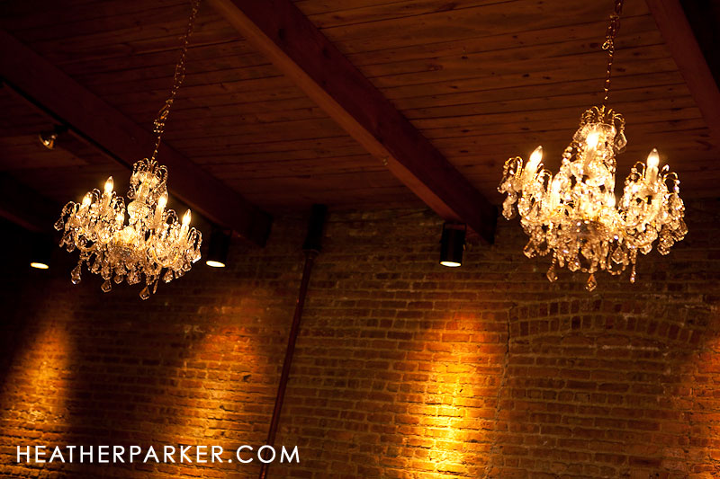 Modern warehouse spaces for weddings chicago wedding photographer chicago chandeliers by studio ag aloadofball Image collections