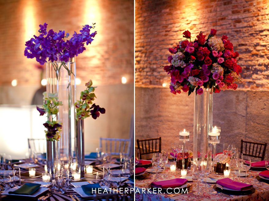 floral and dinner table setting design by studio AG chicago Alice's Garden