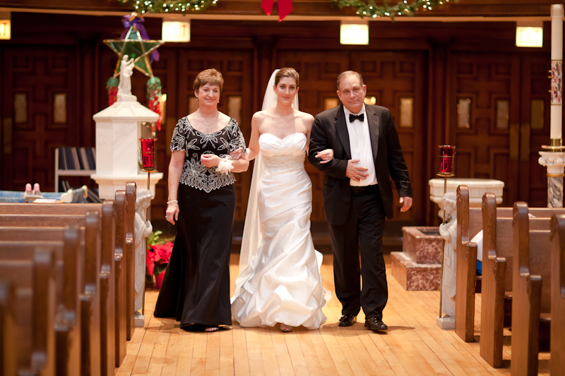 Boston wedding photographers church