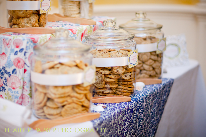 cookie jar labels from Green Apple Paperie