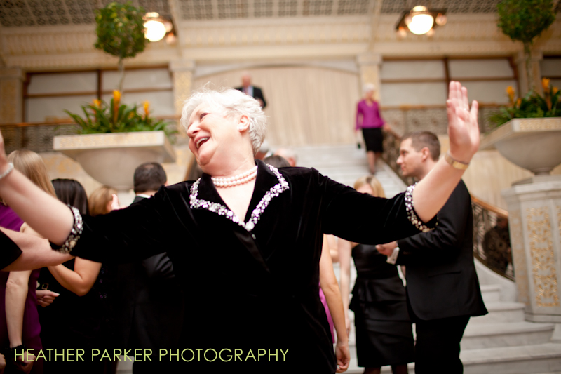 Indigo Band Arlen Music Chicago wedding at The Rookery Building