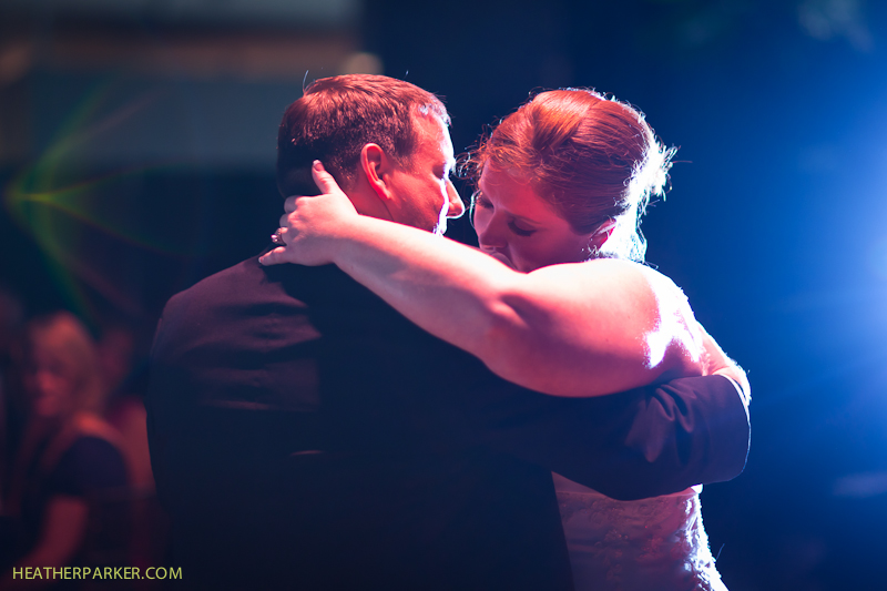 adler planetarium wedding reception photos