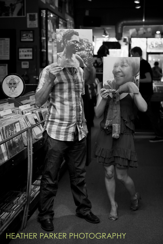 record store engagemens