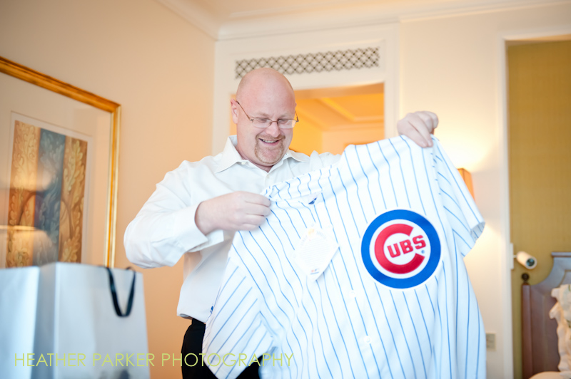 chicago cubs jersey for groom