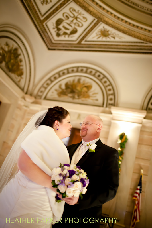 wedding venues in downtown Chicago Cultural Center