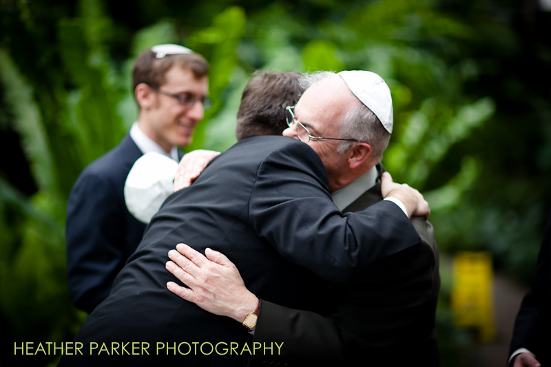 jewish wedding traditions in chicago