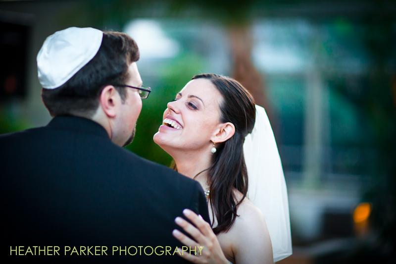 garfield park conservatory wedding photos of first dance
