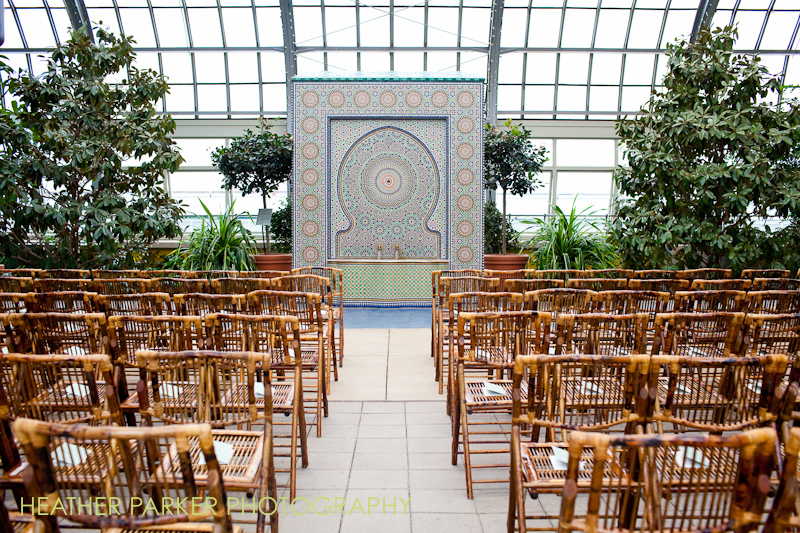garfield park conservatory wedding photographer