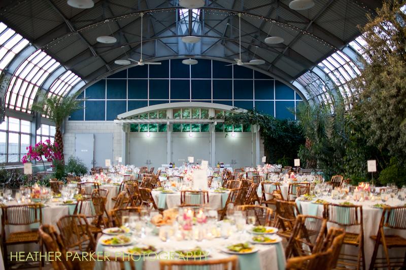 Garfield Park Conservatory Wedding Photography