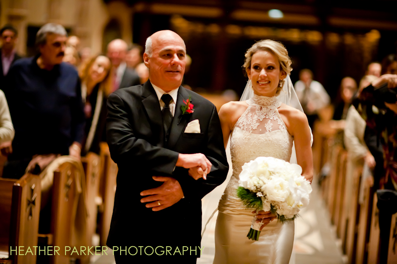 holy name cathedral wedding photographer