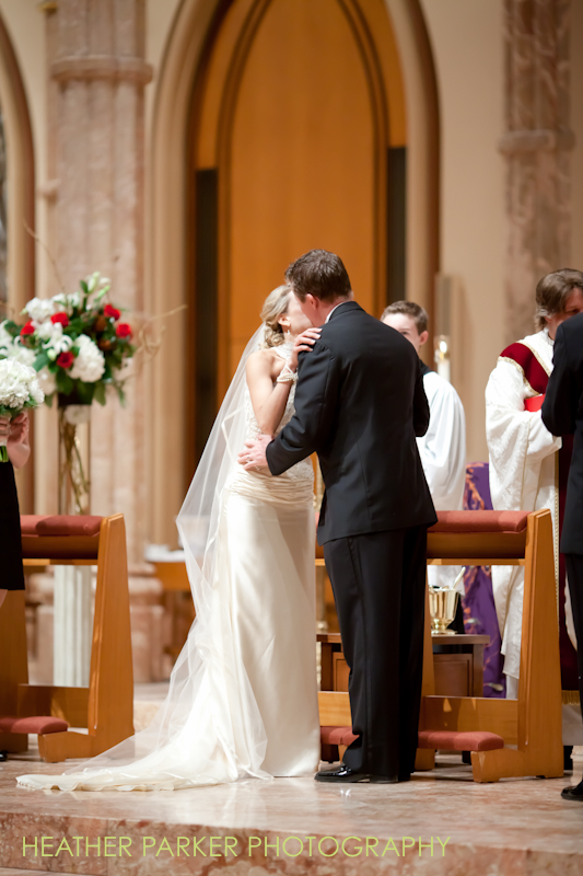 Holy Name Cathedral wedding photography