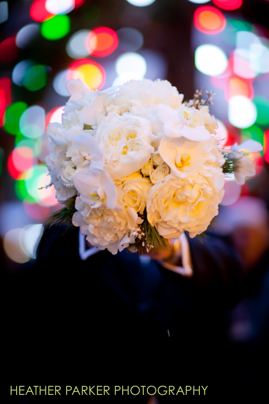 Dilly Lily wedding florist brides flowers