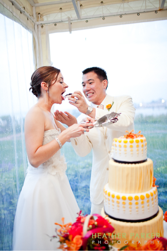 nantucket wedding caterers that also offer cakes