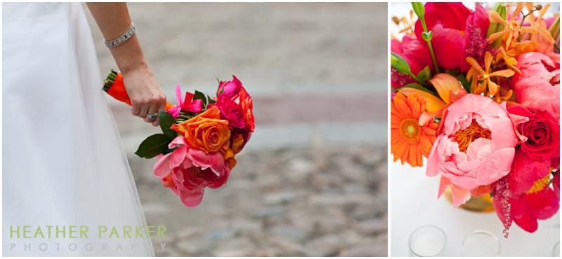 nantucket wedding flowers on chestnut