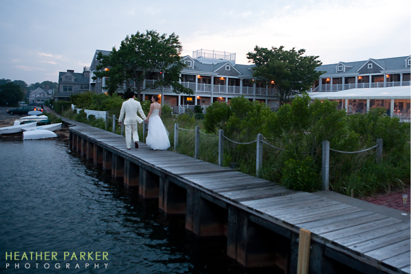 photos of weddings at the white elephant hotel on nantucket