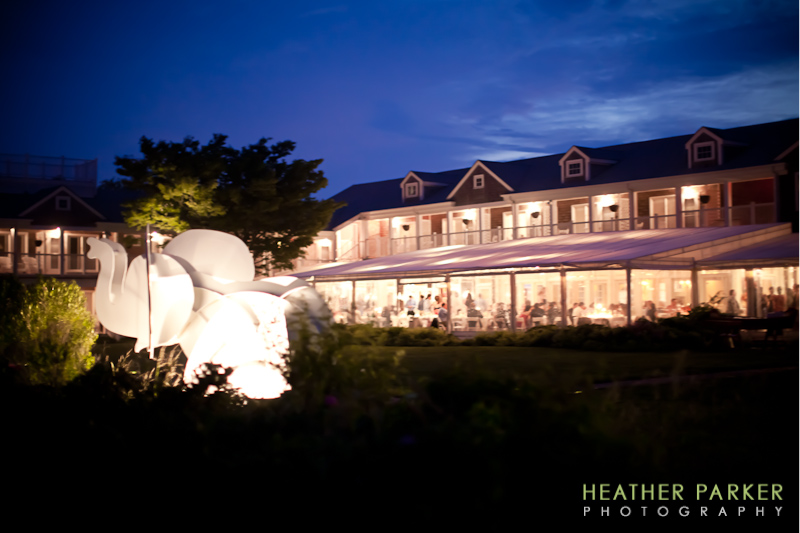 nantucket wedding venues near the beach white elephant hotel right on the ocean