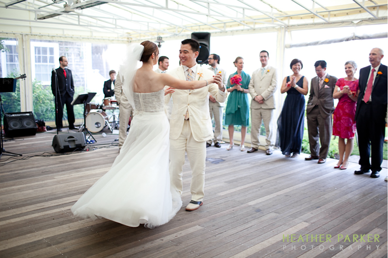 nantucket first dance wedding venues with a capacity of over 150 guests