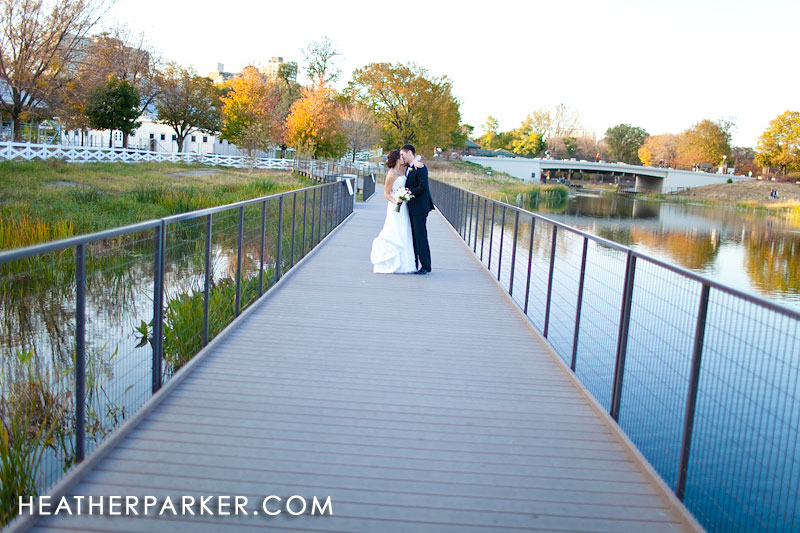 Prairie Productions Heather Parker chicago wedding photographer