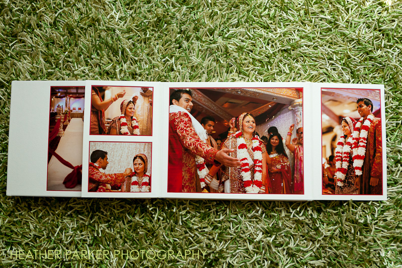 Antarpaat Jaimala Varmala indian wedding rituals by photographer Heather Parker of Boston