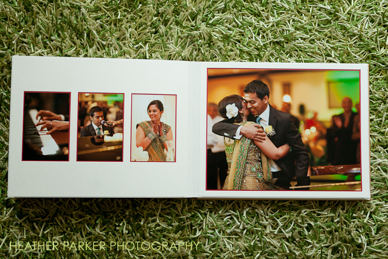 indian wedding reception venues photography by Heather Parker
