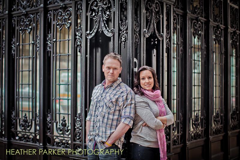 Boston photographer Heather Parker engagement photos