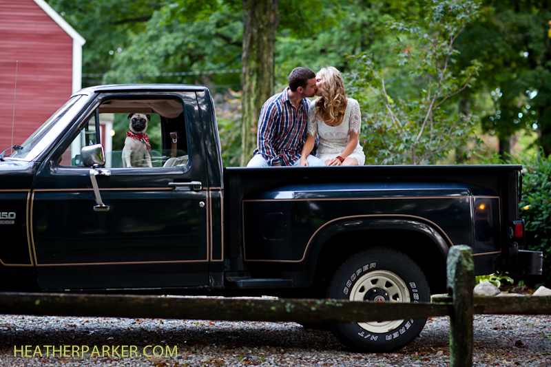 smith barn wedding photographer heather parker
