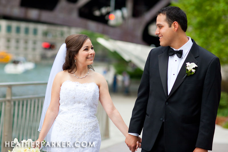 Mexican american wedding traditions captured by wedding photographer in Chicago
