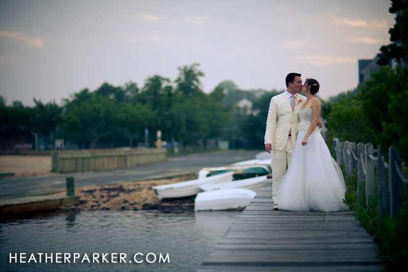 Nantucket wedding photographer at White Elephant Brant Point