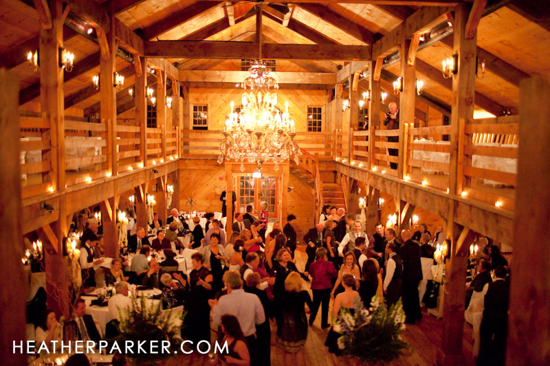 Barn Wedding Venues In New England
