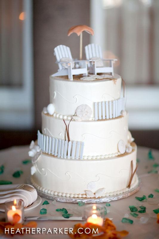 adirondack beach cake