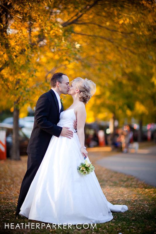 Jessica and Dan Evans