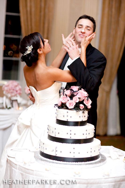 icing on the cake wedding design