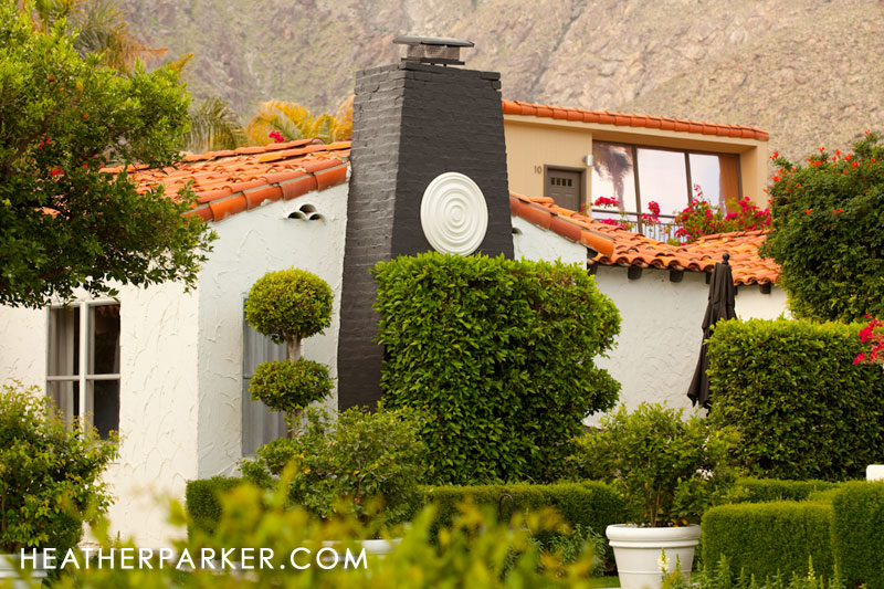 celebrity villas palm springs