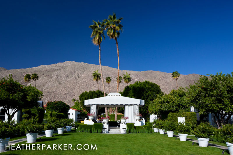 viceroy palm springs hotel photography