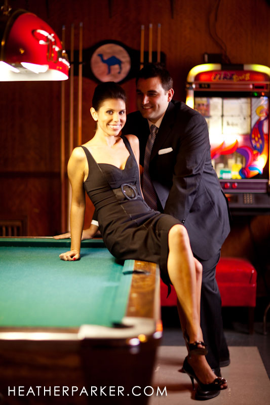 First Comes Billiards Then Comes Marriage Chicago